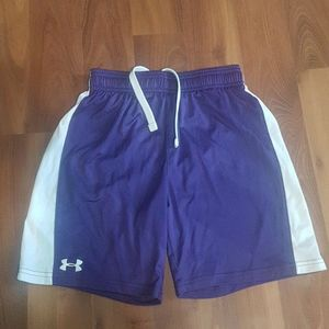 2/$20 Unisex Under Armour basketball short